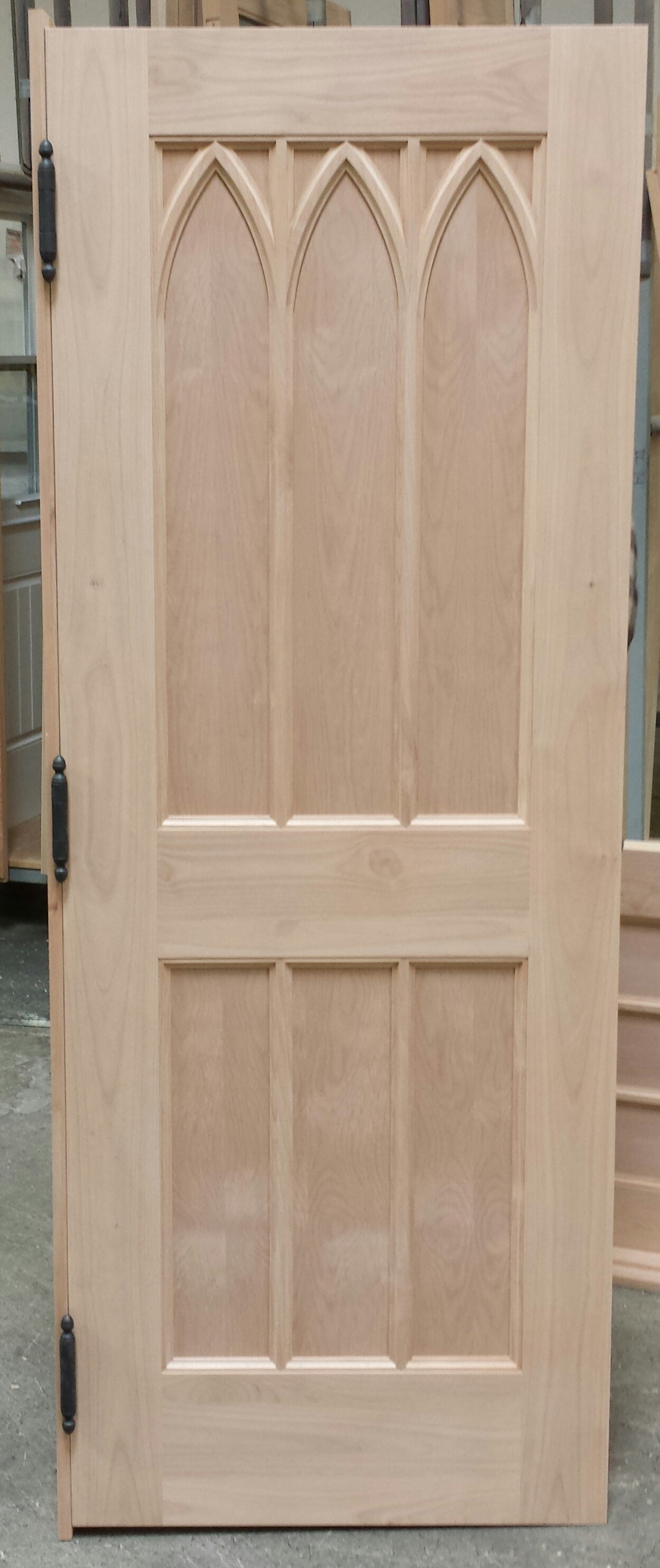 Matching historic doors for a remodel